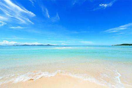 沖縄の梅雨入り梅雨明けは、関西、関東より1ヶ月早いです。
