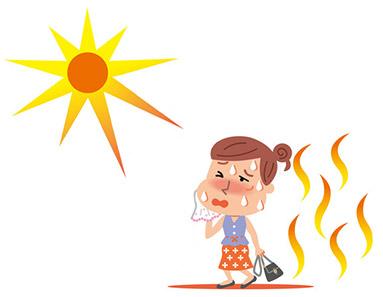 2017年の猛暑はいつまで続くの?夏の終わりはいつくる!