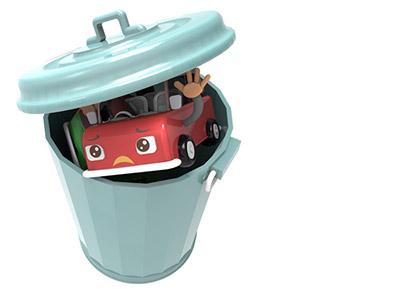 注意!廃車をしないと自動車税はかかり続ける