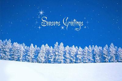 キリスト教徒以外にクリスマスっぽい挨拶とカードデザインはダメ!
