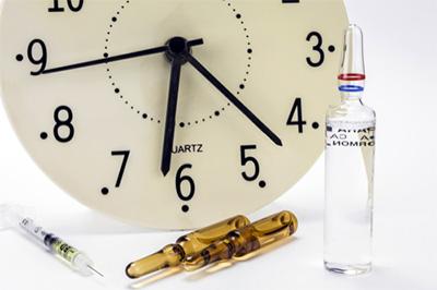 例年インフルエンザが流行する1月までに抗体をつけておく