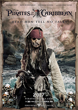 パイレーツ・オブ・カリビアン 最後の海賊DVD予約/発売/レンタル開始