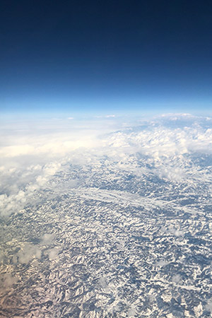 北海道の冬のはじまり